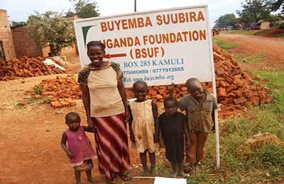 BSUF Open an office in Kamuli