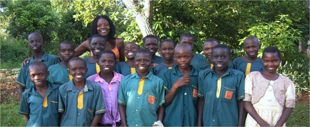 We support the education of over 80 children - through primary, secondary & now in further education